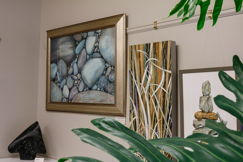 Works by Patricia Carr & Mike Morris