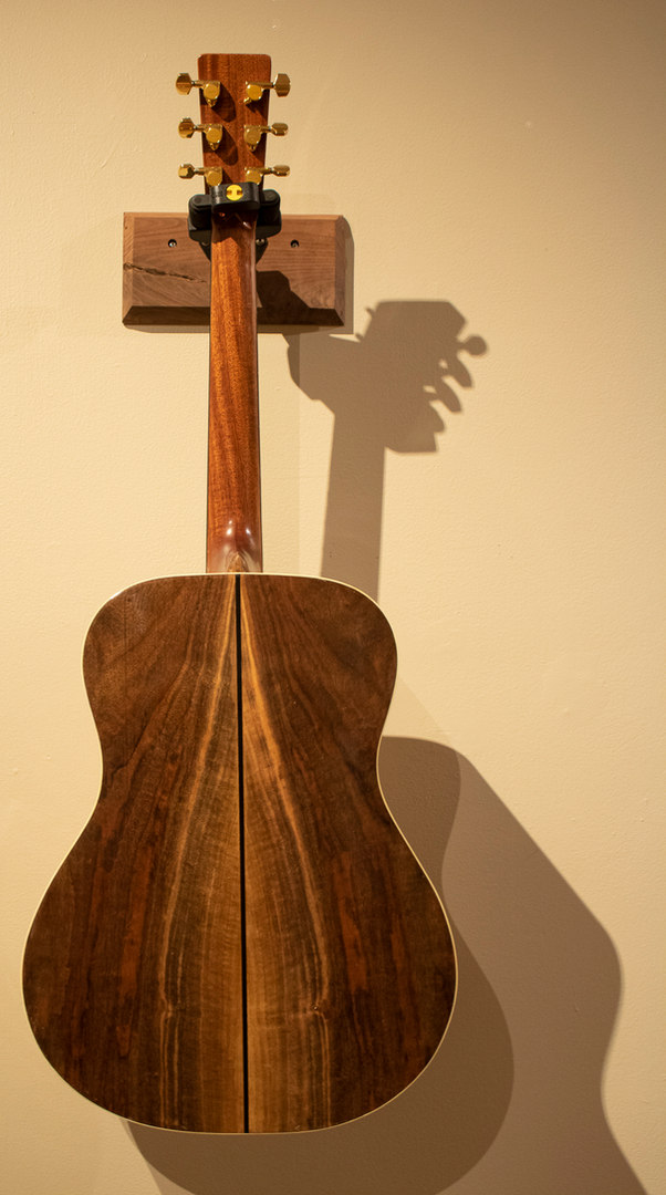 Dreadnaught Guitar by Michael Mears