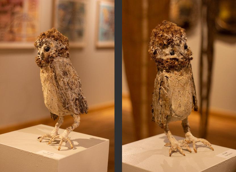 Owl #1 by Bryant Holsenbeck