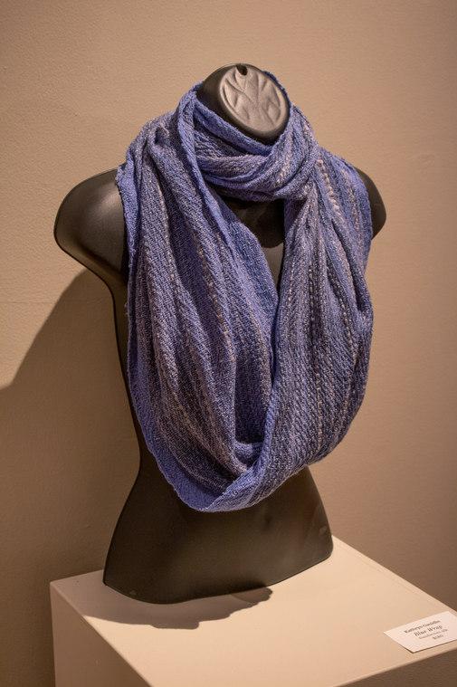"""""""Blue Wrap"""" by Kathryn Gauldin"""