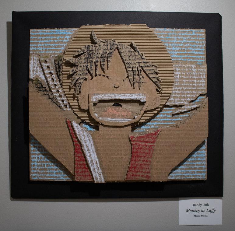 """""""Monkey de Luffy"""" by Randy Link"""