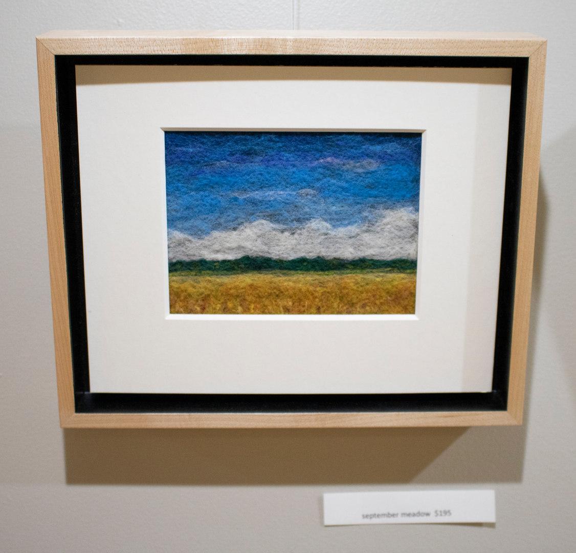 September Meadow by Heidi Bond