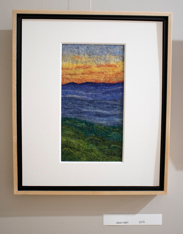 Dawn Light by Heidi Bond