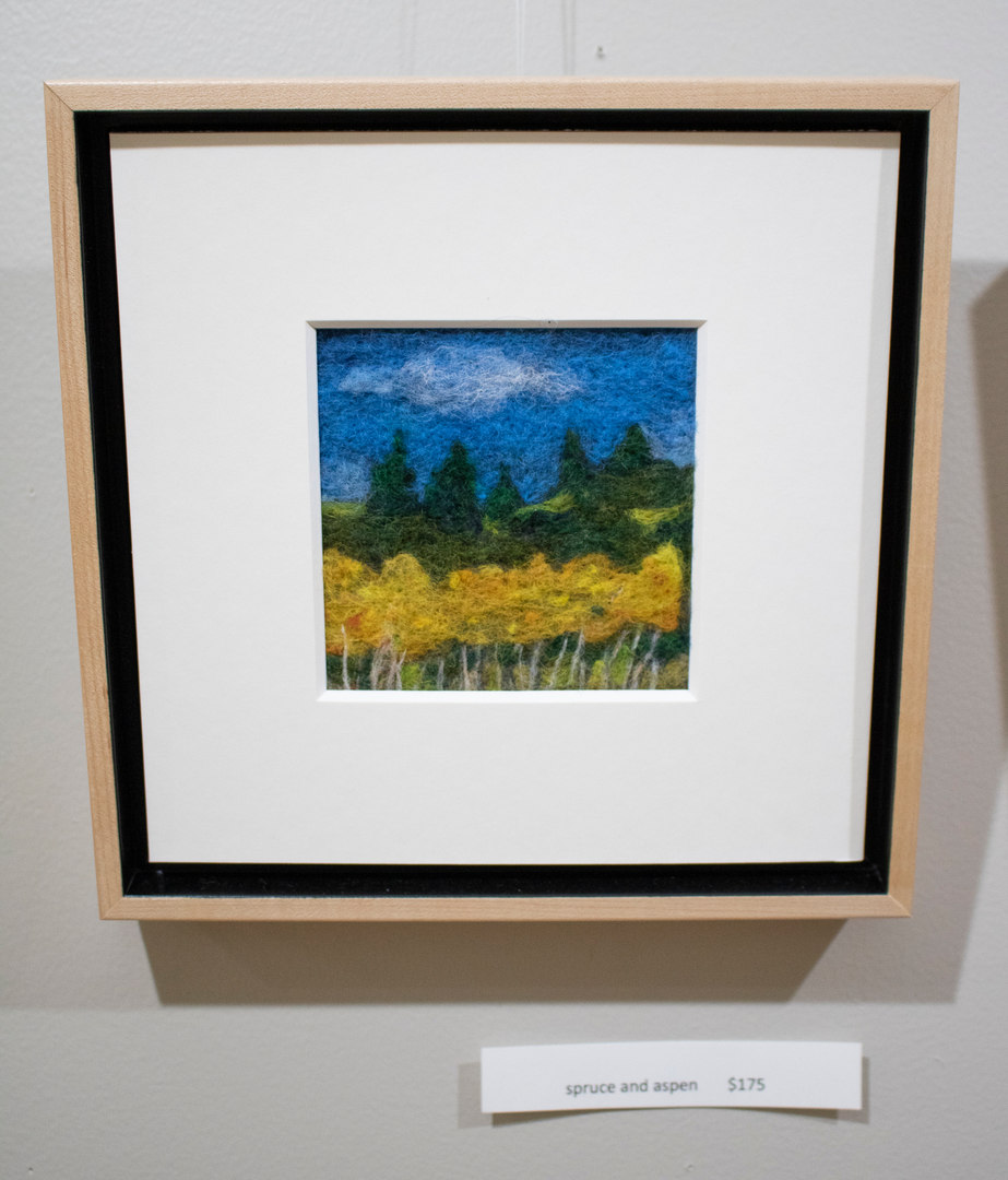 Spruce and Aspen by Heidi Bond