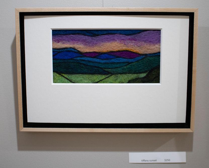 Tiffany Sunset by Heidi Bond