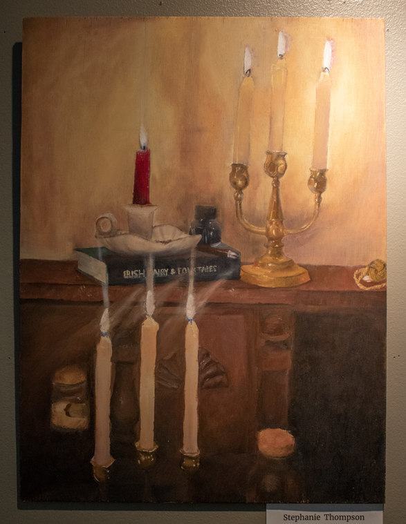 """The Study"" by Stephanie Thompson"