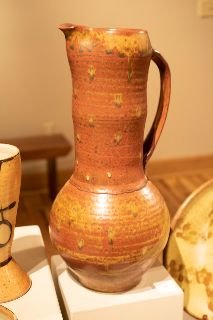 Pottery by Kent McLaughlin