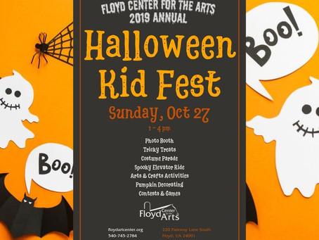 Halloween Kidfest