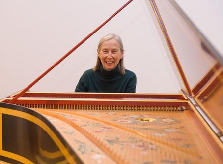 Audio: Goldberg Variations Performed by Judy Bevans