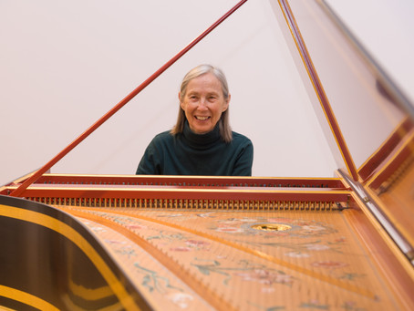 Audio: Goldberg Variations Performed by Judy Bevans