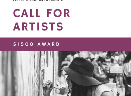 A Call to Artists from Our Friends at Bull Mountain Arts