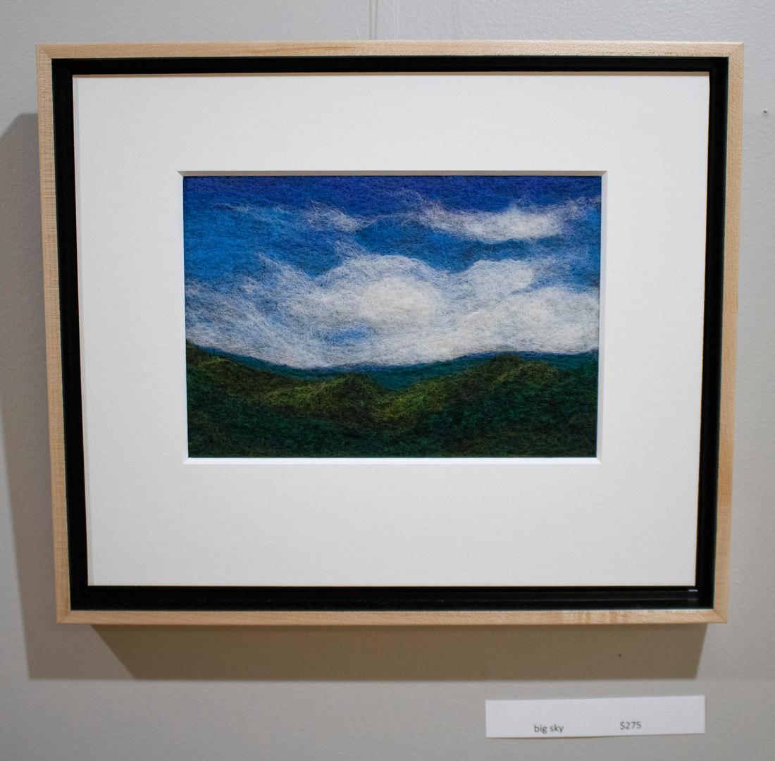 Big Sky by Heidi Bond
