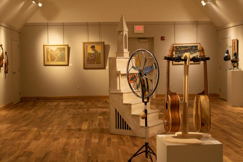 Main Gallery Floor