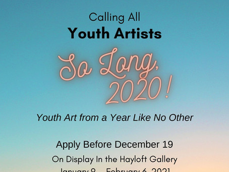 A Call to Youth Artists