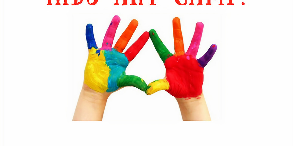 With My Own Two Hands! Kids Art Camp