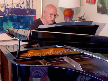 Video: Khachaturian Toccata Performed by Wesley McCune
