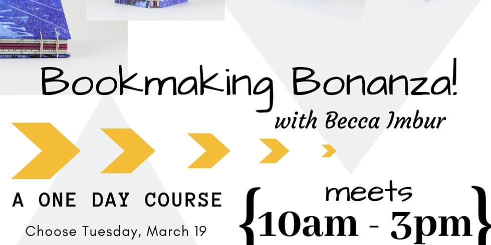 Bookmaking Bonanza!