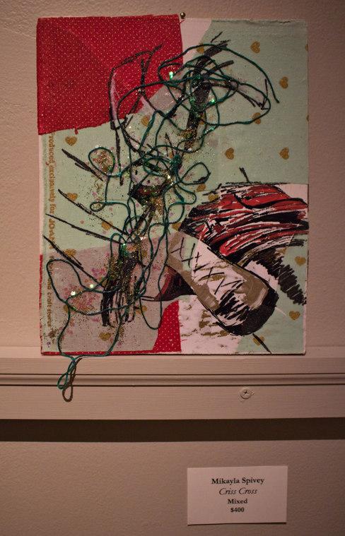 Criss Cross by Mikayla Spivey