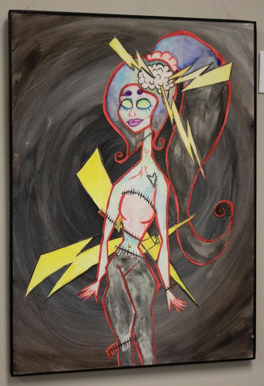 Work by Maggie Schallmo