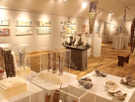 Hayloft Gallery, Apr 10-June 5: Paper - An Enduring Medium