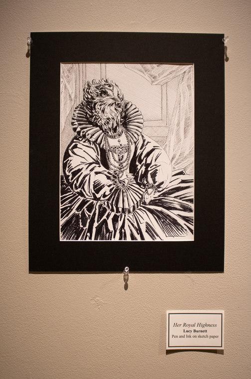 Her Royal Highness by Lucy Burnett