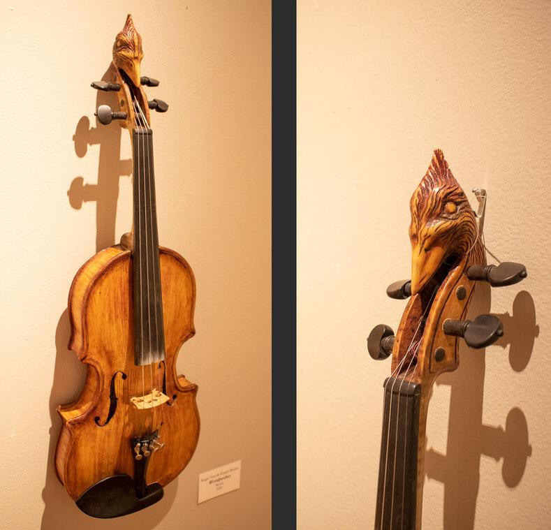 Woodpecker by Roger Vest & Ernest Bryant
