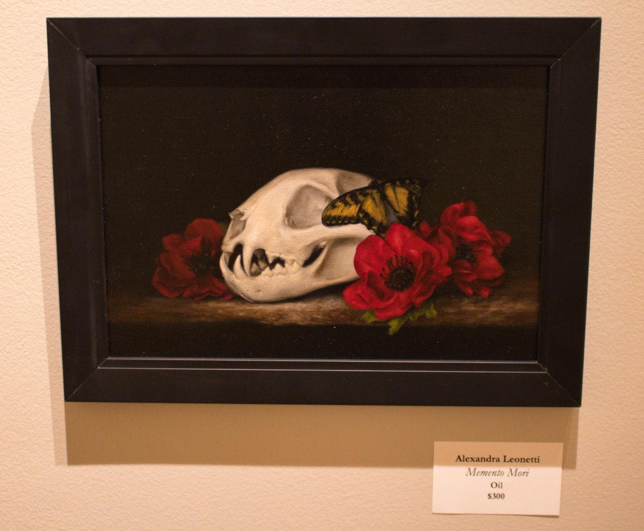 Memento Mori by Alexandra Leonetti