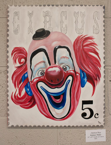 American Bozo by Graham Fisher