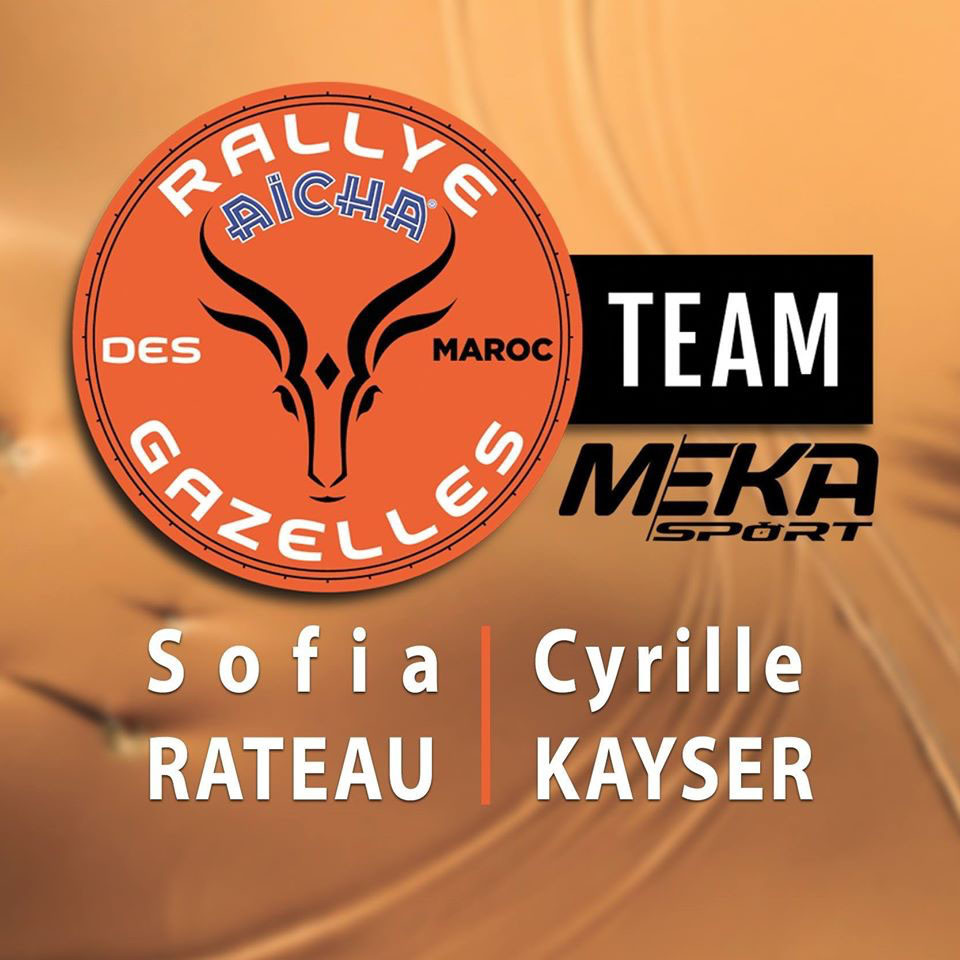 Rallye des Gazelles - Team Meka Sport
