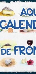 Fromages et aquarelles