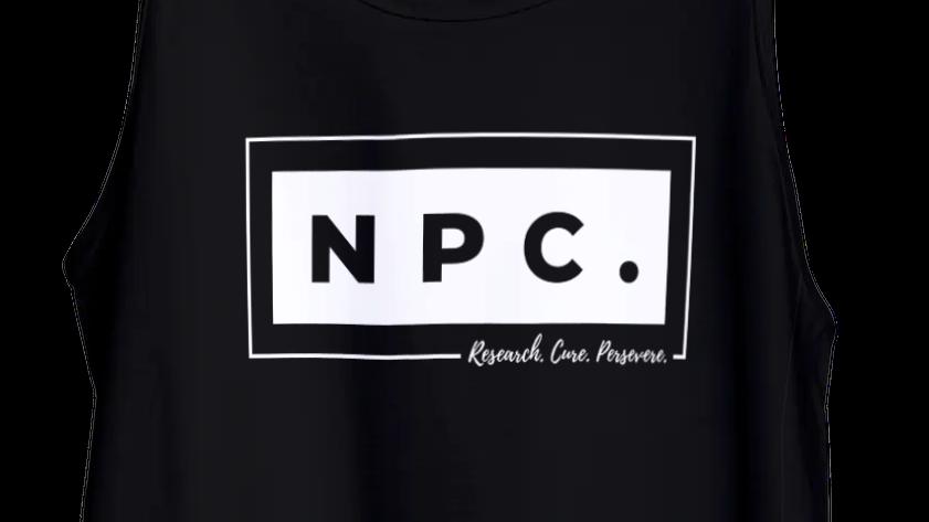 Box of NPC Mens Black Singlet