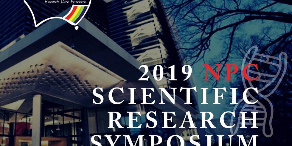 Scientific Research Symposium 2019