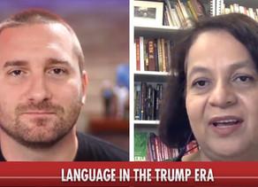 Language in The Trump Era - The Damage Repot