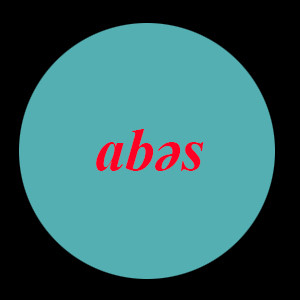 abəs 'never, improbable'