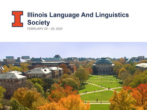 12TH ANNUAL MEETING OF THE ILLINOIS LANGUAGE AND LINGUISTICS SOCIETY