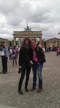 In Berlijn met Angela Postweiler!