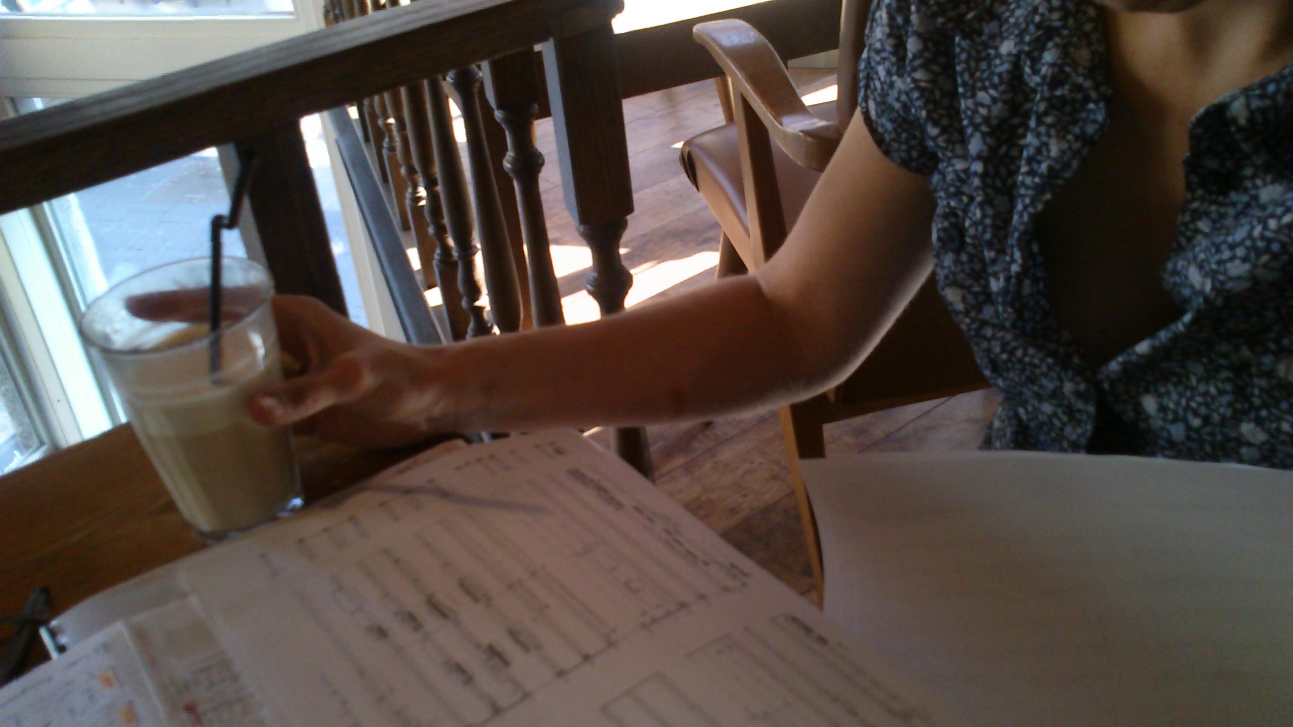 Studeren bij Kolonel Koffie