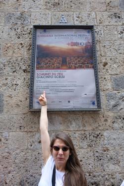 Le sommet du feu | Siena (IT)