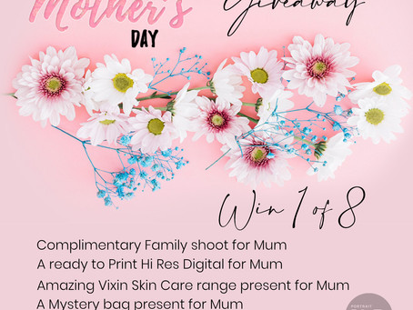 Mothers Day Giveaway.