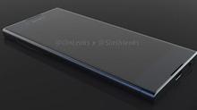 Рендеры первого смартфона Sony Xperia 2017 года – приемник Xperia XA?