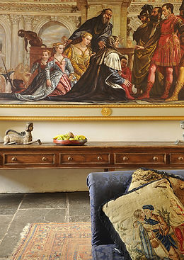 Möbel und Kunst