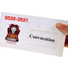 Convocation 2020-2021