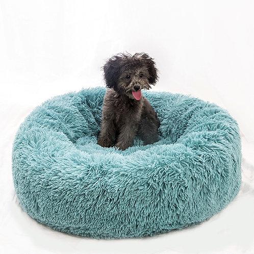 Luxury Plush Dog Bed