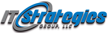 IT Strategies Group's logo representing our focus on IT Backup, Recovery, Infrastructure, Architectue, Managed Services and AWESOME service.