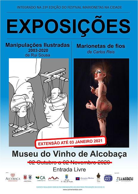 extensao 3 jan 21 cartaz expo museu vinh