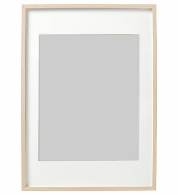 hovsta-cadre-motif-bouleau avec passe-pa