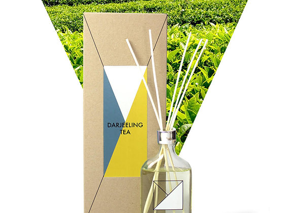 Darjeeling Tea Eco Friendly Reed Diffuser