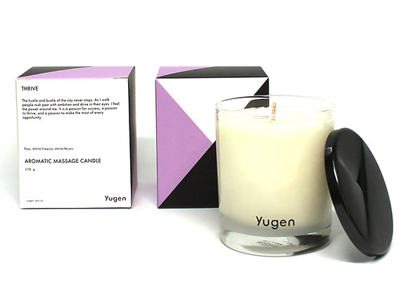 Thrive Aromatic Massage Candle