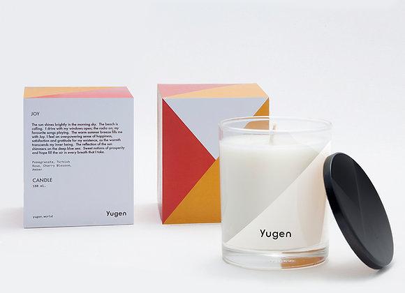 Joy Aromatic Massage  Candle