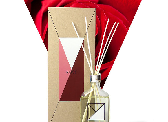Rose Eco Friendly Reed Diffuser